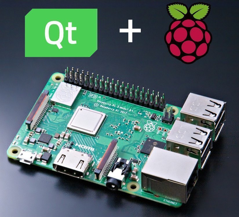 Cross-compile and deploy Qt 5 12 for Raspberry Pi