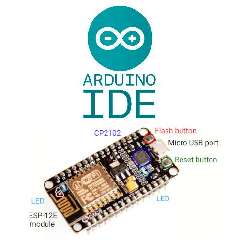 ESP8266 NodeMCU programming: First Steps